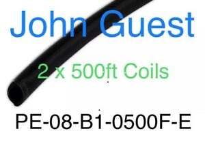 "Jg John Guest 1/4"" Sleeve Coil Water Filter Pipe Tube Tubing Fridge Freezer Pond Making Things Convenient For Customers Fish & Aquariums Pet Supplies"