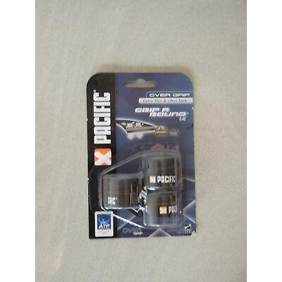 3x Pacific Grip-A-Round 0.45 Griffbänder schwarz - NEU + OVP