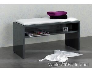 Pelipal Badmobel Sitzbank Mit Sitzkissen Breite 90 Cm Ebay