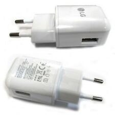 100% GENUINE LG MCS-H05ED (Fast Charge) USB Charger G3 G4 Nexus 4 5 Samsung