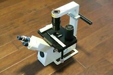 Carl Zeiss Telaval 31 Inverted Microscope 10x Eyepieces 5x Amp 20x Objectives