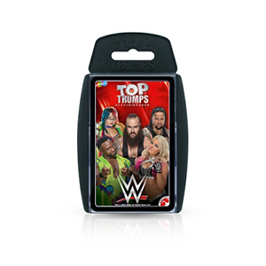 Top Trumps WWE Card Game 2018 Edition