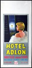 CINEMA-locandina HOTEL ADLON tiller,s.fischer,VON BAKY