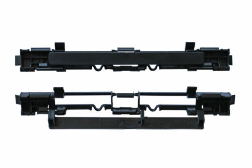 2 Roof Luggage Rail Trim Moulding Cover For Vauxhall Opel Astra H Zafira B