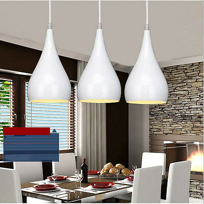 Modern Contemporary Chandelier Ceiling Pendant Light Fixtures Candy Color Lamp