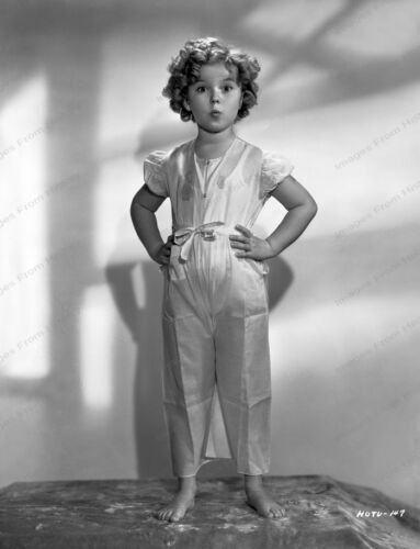 8x10 Print Shirley Temple by Powolny 195 #ST882