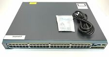 Cisco Catalyst 2960S-48FPS-L - switch - managed - 48 ports