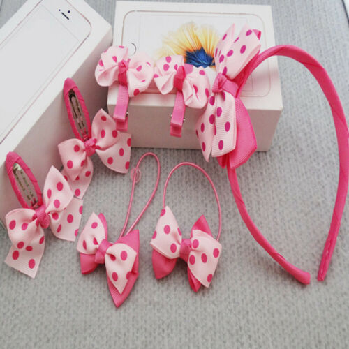 Elastic Girls Baby Headdress Kid Hair Band Bow Kid Headband Accessories