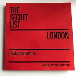 The-Secret-List-London-record-shop-guide