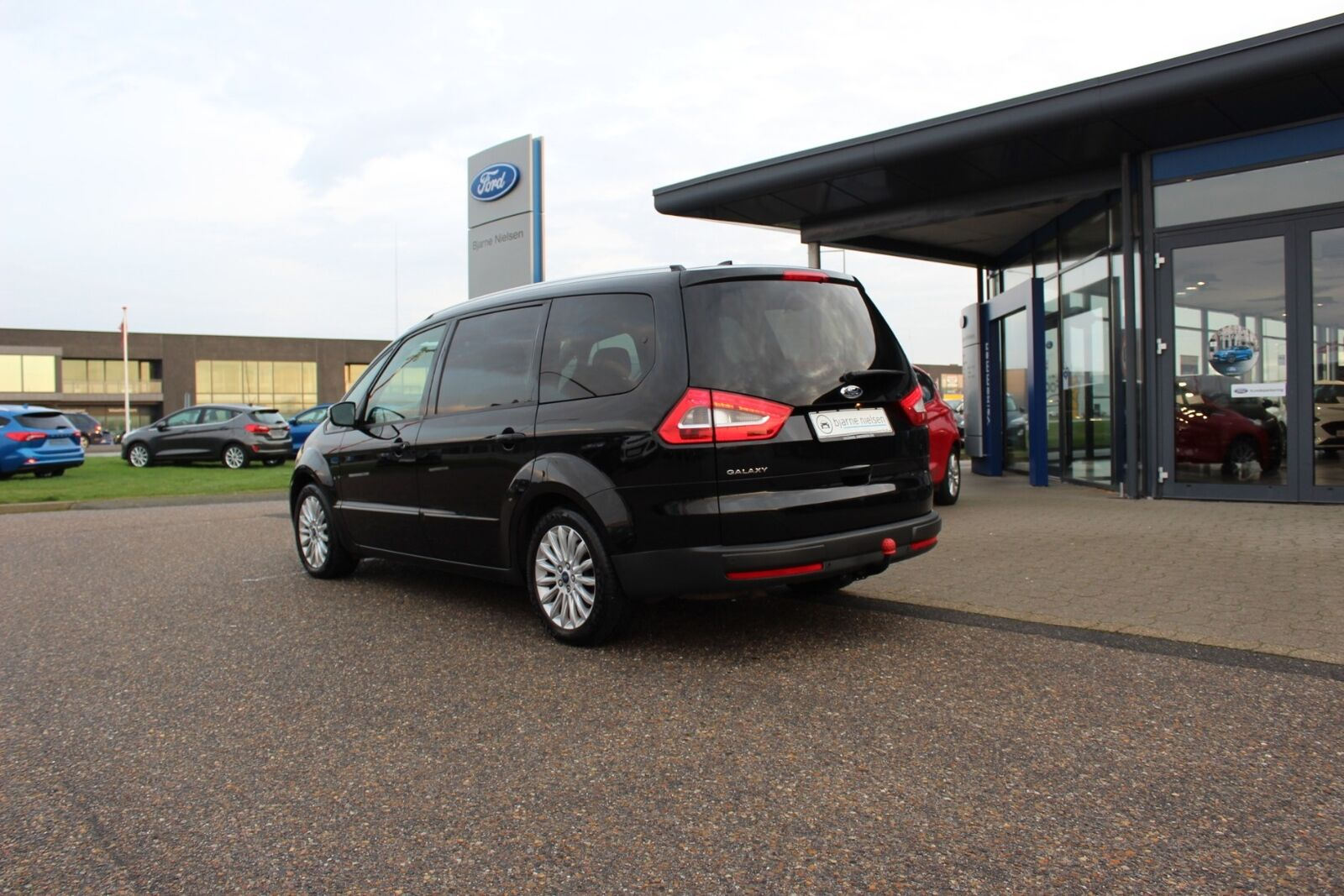 Ford Galaxy 2,0 TDCi 163 Collection 7prs - billede 2
