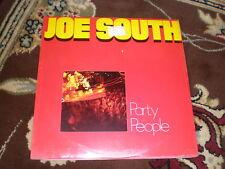 Joe South LP Party People SEALED