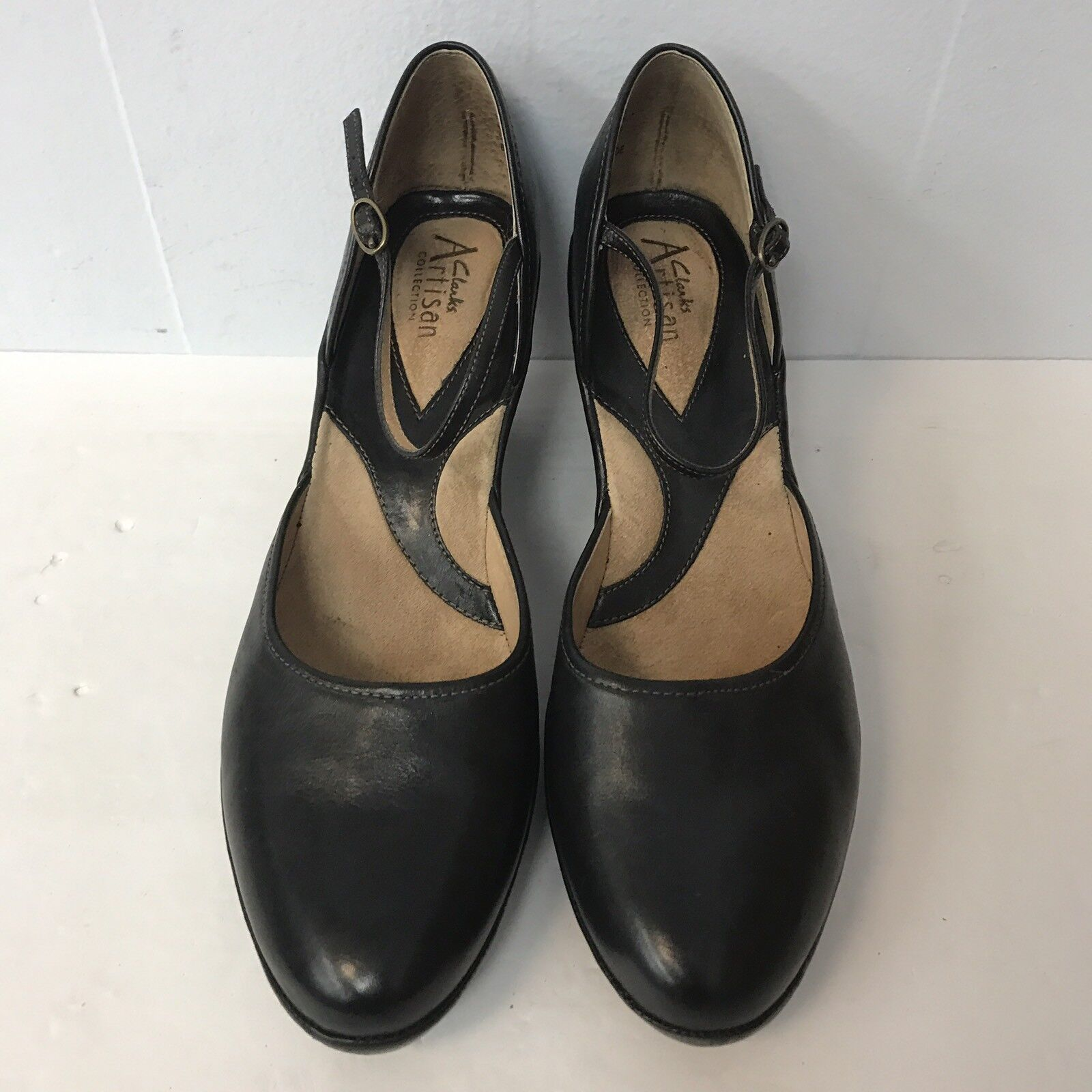 clarks artisan Collection Shoes Heels Wedges Women Size 10M