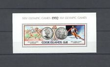 Olympiade 1992, Olympic Games - Cook-Inseln - ** MNH