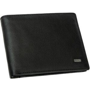ESPRIT-Herren-Geldboerse-Mens-Wallet-Schwarz-Portemonnaie-Geldbeutel-Geldtasche
