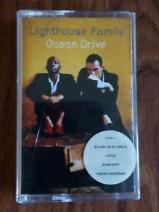Cassette version of Lighthouse Family's 1995 album 'Ocean Drive'.