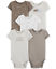 thumbnail 14 - Carters Bodysuits Baby Boys Short Sleeve, Sleeveless, Unisex Sets New