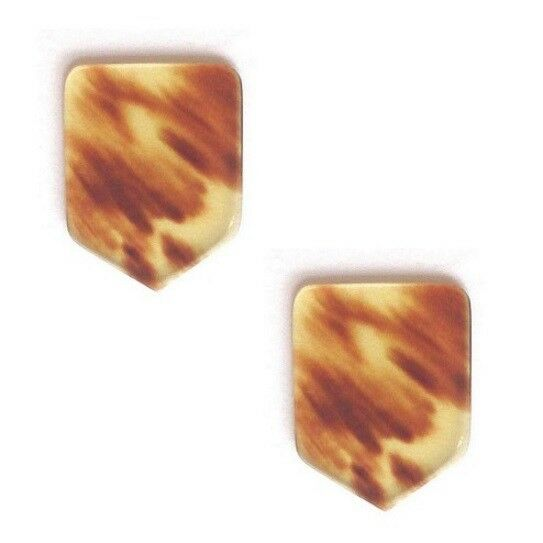 Guitar Pick  PICKBOY Real Tortoise shell 2 pcs Home Base Made in Japan F S