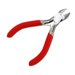 4-5-034-Precision-Mini-Side-Cutter-Pliers-Model-Making-Jewellery-Small-Wire-Work