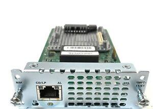 Cisco-NIM-1MFT-T1-E1-1-Port-Multi-flex-Trunk-Voice-Clear-channel-Data-T1-E1