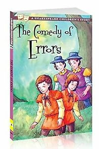The-Comedy-of-Errors-A-Shakespeare-Childrens-Story-Shakespeare-Childrens-Stori