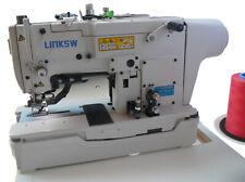 New Lk 781 New Electronic Direct Drive Lockstitch Buttonhole Machine