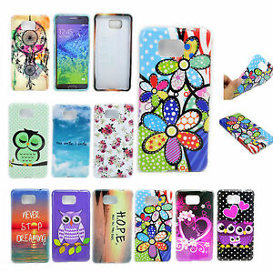 Soft-Rubber-TPU-Phone-Back-Case-Skin-Cover-For-Samsung-Galaxy-Alpha-SM-G850F