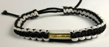 Sacred SAI SIN BRACELET BLESSED BY BUDDHIST MONKS WAT BANG PHRA TEMPLE THAILAND