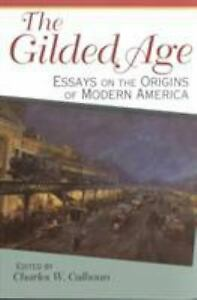 Gilded age essay