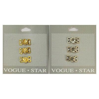 130mm Cloak Chain Fastener Vogue Star Fastener Decorative Cape