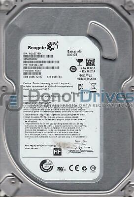 9VY FW KC44 ST250DM000 TK Seagate 250GB SATA 3.5 Hard Drive PN 1BD141-301