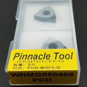 2pcs-WNMG080408-PCD-WNMG432-PCD-for-Aluminum-INSERT-Diamond-carbide-bits