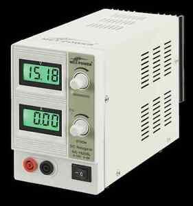 Labor-Netzgeraet-McPower-NG-1620BL-regelbar-0-15V-2A-Uberlastungsschutz-154260