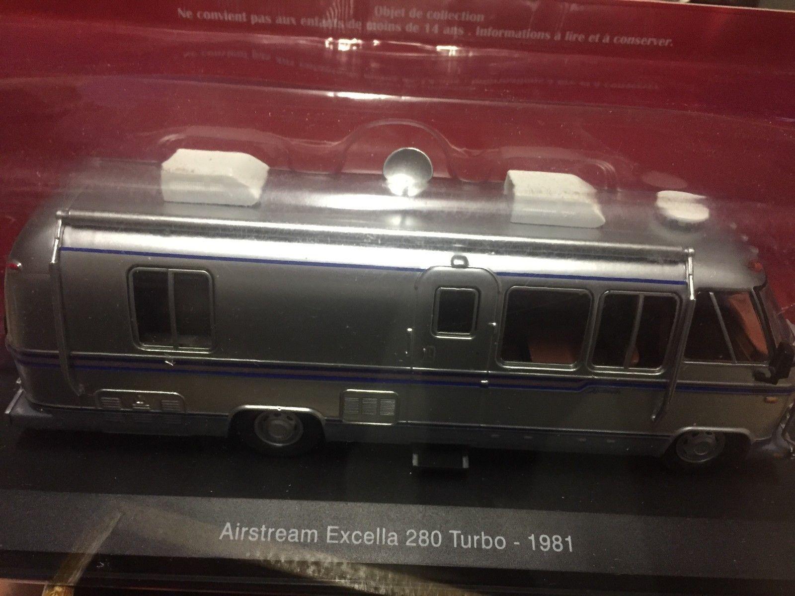 Csmper Airatream Excella 280 Turbo 1981 - DIE CAST 1 43