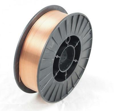 MIG MAG Schutzgas Schweißdraht G3Si1 SG2  Ø 0,6mm 5kg auf Kunststoffspule