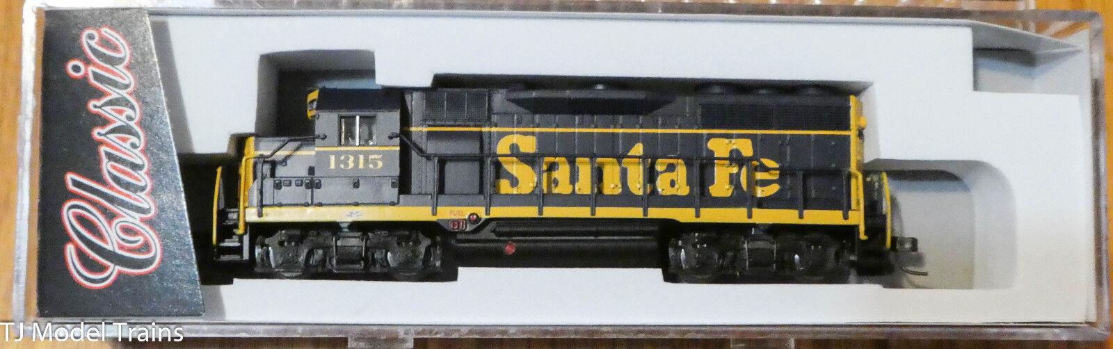 Atlas N  40003151 GP-35 Loco. Santa Fe (Rd 1315) (decodificador Ready)