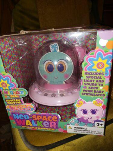 DISTROLLER NEONATE NERLIE BABY NEO-SPACE WALKER GREEN /&//OR PINK