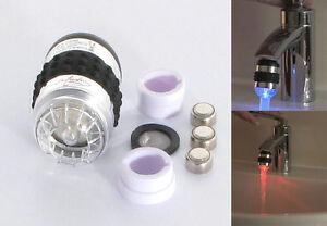 Filtro led rubinetto acqua colorata effetto colorato filtro led