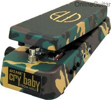 NEW DUNLOP DB-01 DIMEBAG CRYBABY FROM HELL WAH PEDAL w/ FREE CABLE 0$ US SHIP