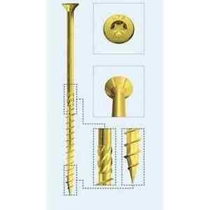 Vis-Structurelles-Pour-Bois-4-5-Mm-holz-Technic-Galerie-Paquet-De-100-Pieces
