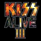 Kiss Alive III 2014 UK 180g Vinyl 2-lp Mp3 /new