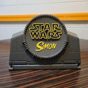 Star Wars SIMON: Episode 1 Electronic Game (HASBRO;1999)Tested Working