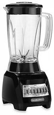 Hamilton Beach Smoothie 10-Speed Blender Mixer Machine Frozer-Icy Drinks BLACK