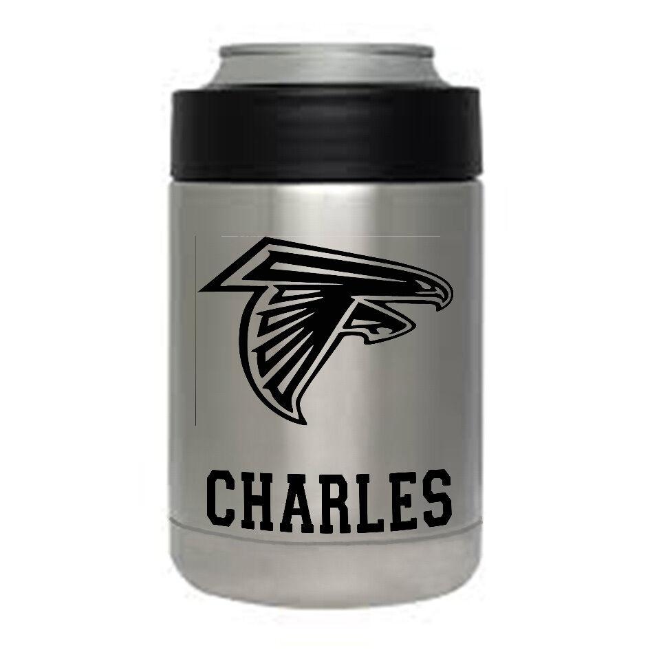 YETI 12 oz Atlanta Falcons YETI colster Authentic engraved champs free shipping