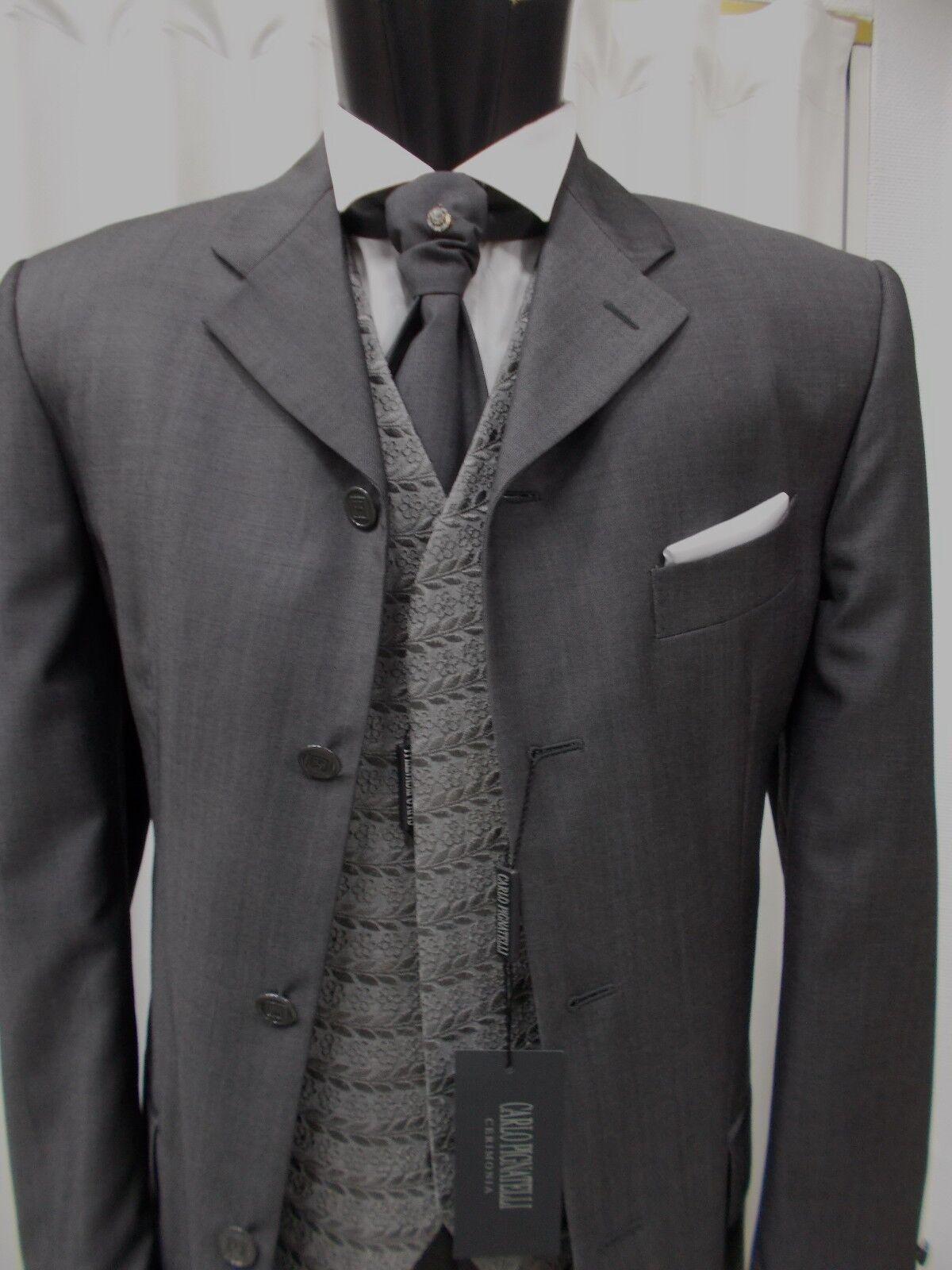 Kleid Bräutigam T.50 Unterzeichnet Carlo Pignatelli Suit Groom Hochzeit Italian     Deutschland München    Neuheit    Queensland