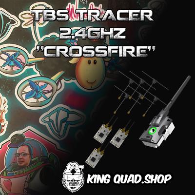 Team Blacksheep TBS Tracer Nano TX Starter Set