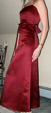 Bill Levkoff Bridesmaids Gown size 4 Beaded Accent Two Piece Prom Formal Dress