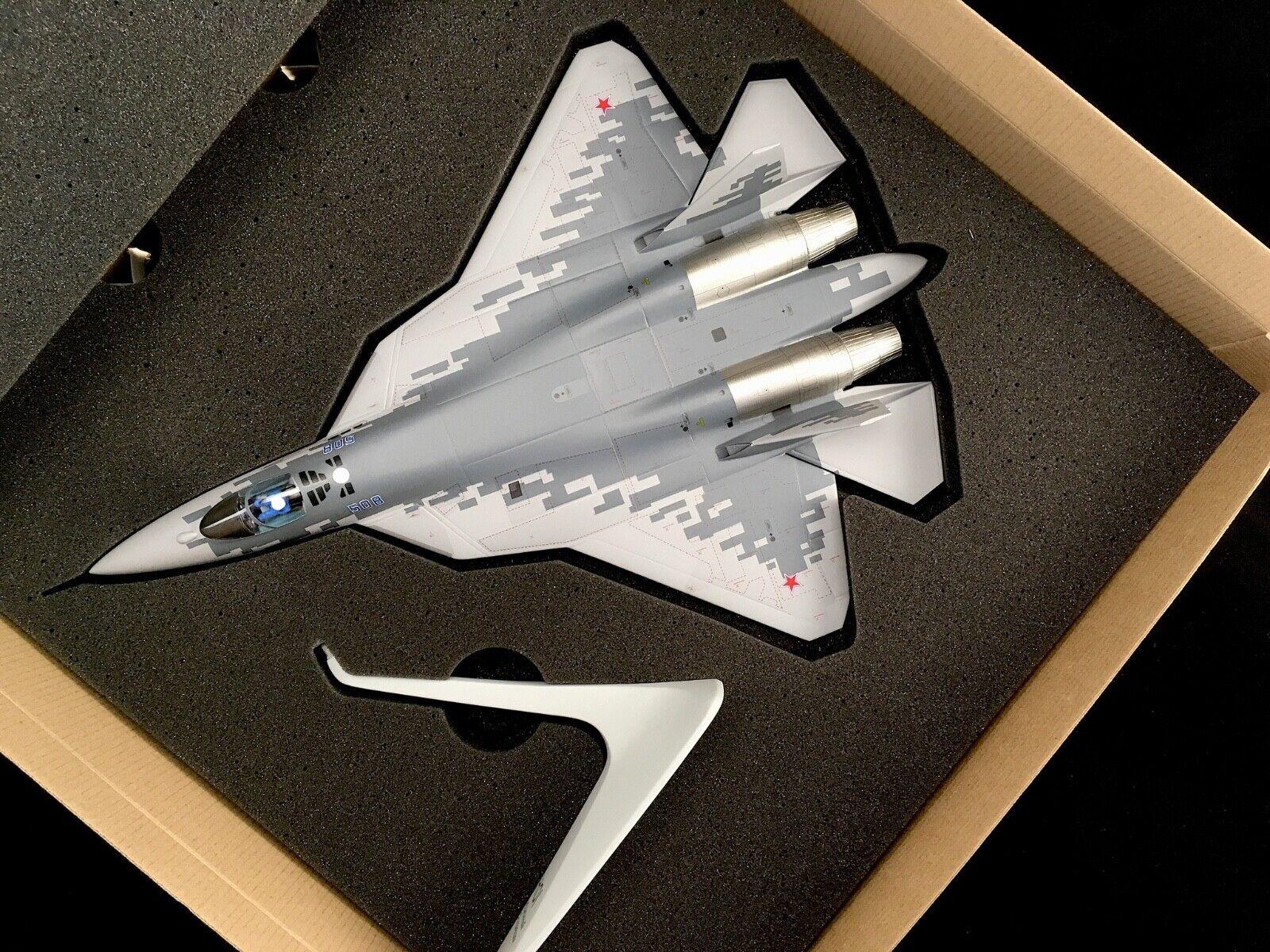 Handmade Su-57 Russische Luftwaffe Stealth Fighter Verkauf 1 48 (Pixel)