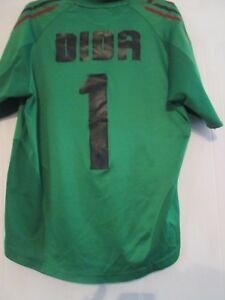 61faa40eb26 2004-2005 ac milan dida 1 goalkeeper football shirt xs 32-34