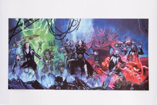 Nights Dark of Batman Metal Box Limited Edition collectibles dei Lacuna Coil
