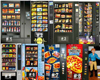 All Selection For 2015 One Vending Machine 1:24 Scale Diorama Miniature